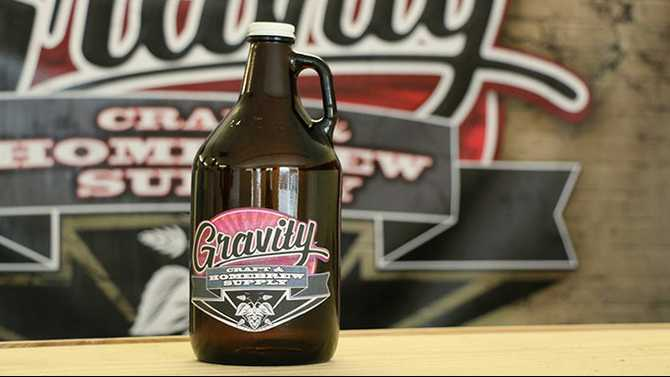Gravity Craft growler bar to open Saturday