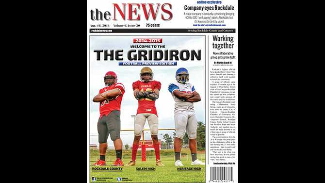 SPECIAL SECTION: The Gridiron