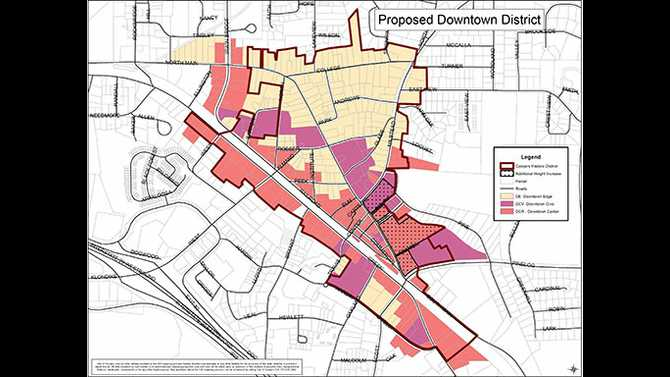 Tweaks to downtown zoning, prostitution charges discussed at City Council