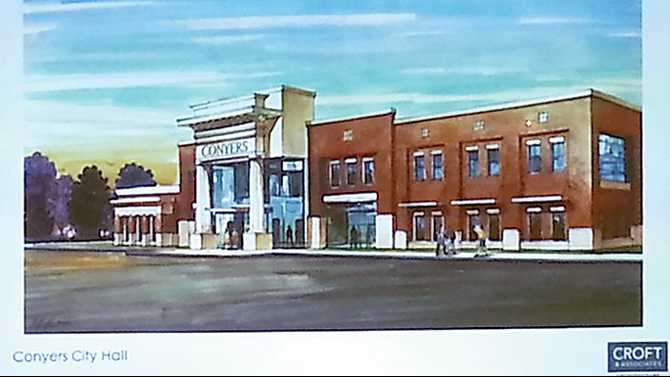New $7.5M city hall plans unveiled
