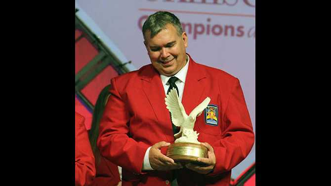 Advisor of the Year: RCA Broadcast Video instructor James Dinsmoor honored by SkillsUSA