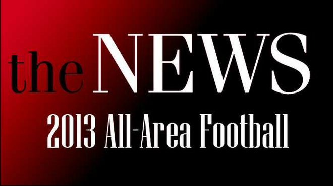 2013 All-Area Football Team