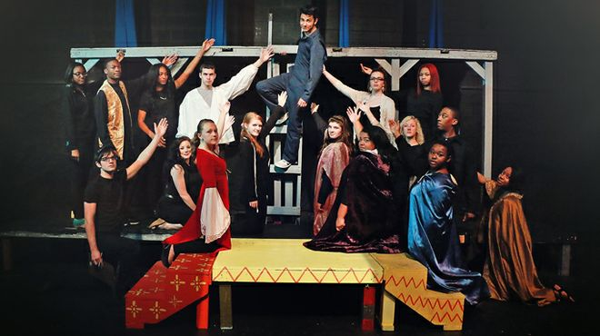 'Godspell' at Salem