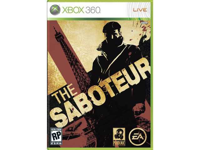Video Game Review: 'The Saboteur'