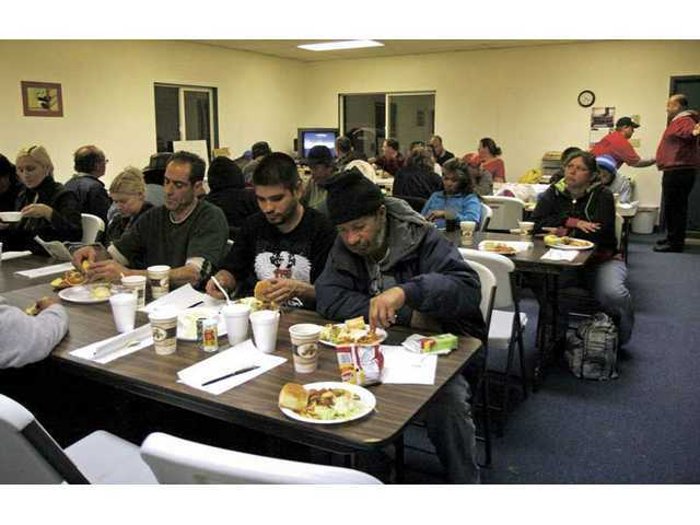 The Signal's SCV Emergency Winter Shelter 411 page
