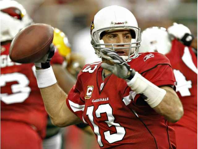 Warner brings end to stirring 12-year NFL career