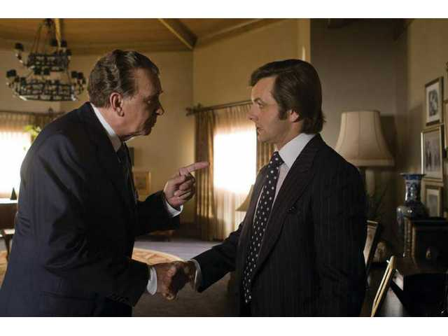 Frost/Nixon still relevant