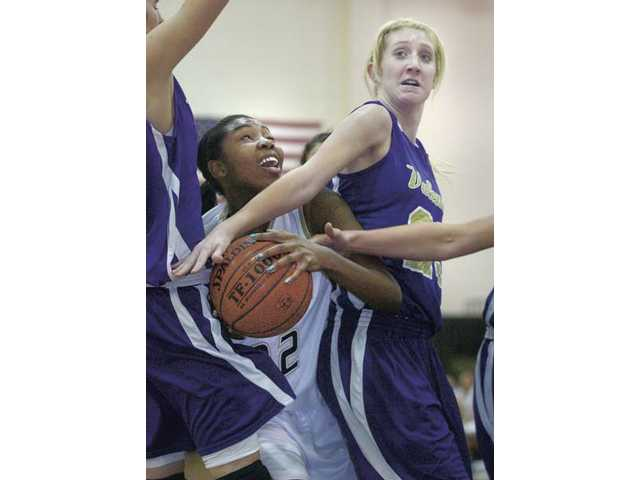 Foothill League girls basketball: Multi-faceted West Ranch tops Vikings