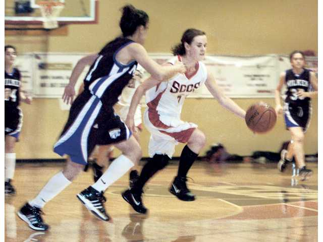 SCCS girls basketball: Outnumbered