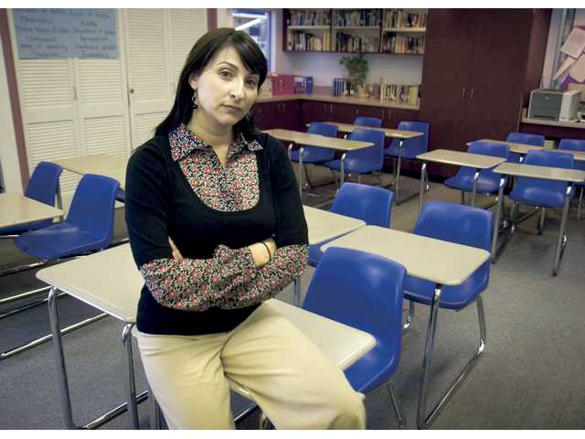 Hart teachers living in the shadow of layoffs