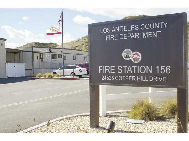 Fire officials get land