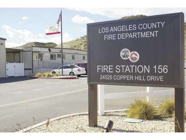 Fire officials get land