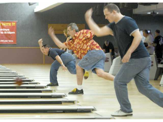 Bowling for jobs
