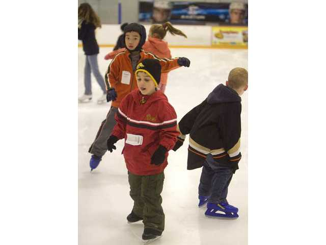 Ice Station offers skating classes
