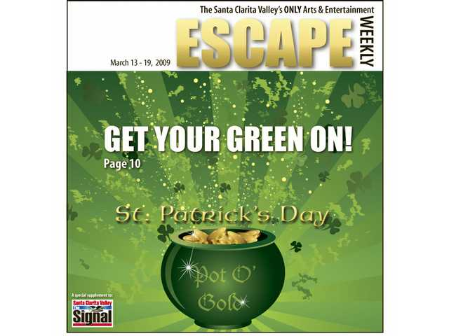 St. Patrick's Day in and out of the Santa Clarita Valley