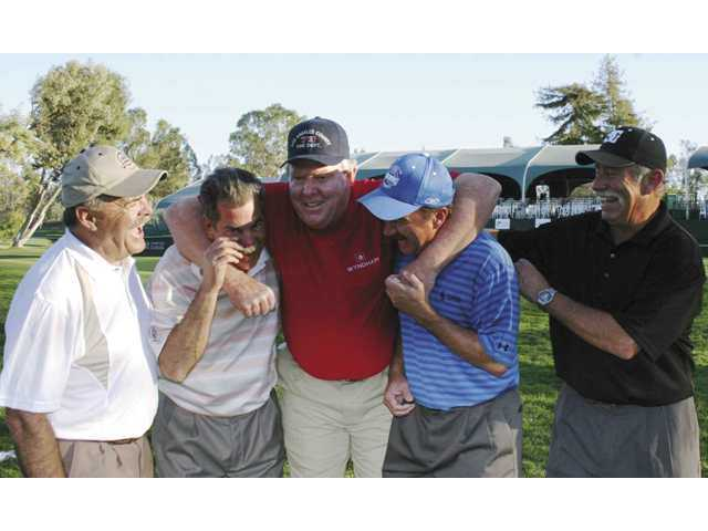 Wildfire effort sparks golf play donation