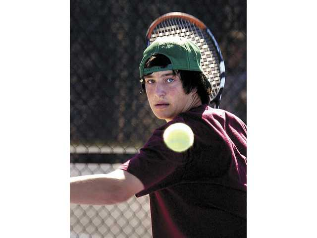 Foothill League tennis holds serve