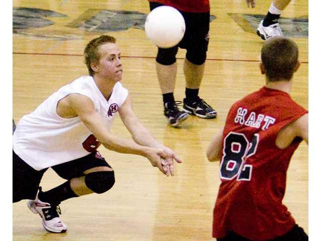 Hart defends its floor