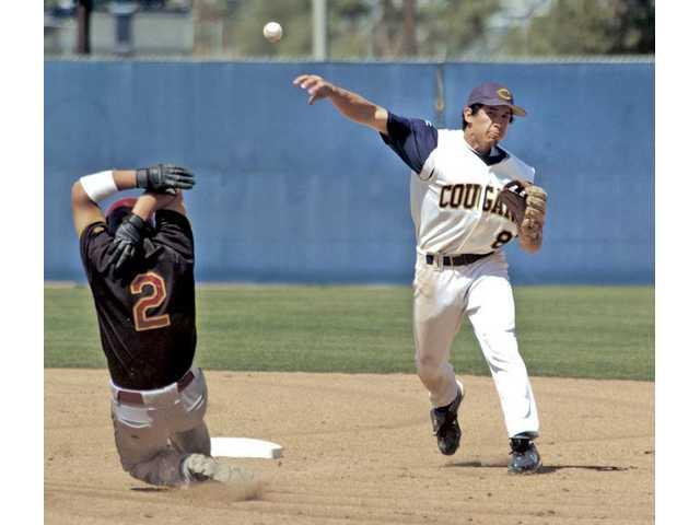 WSC baseball: COC cruises into the break