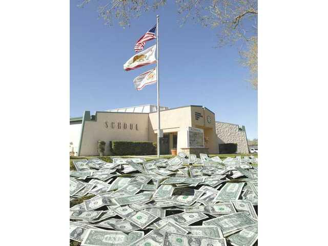 Schools bolster SCV economy