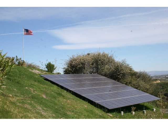 PROGRESS: Solar home saves money, helps environment