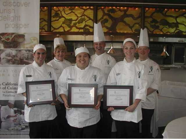 SCV student chefs place in Le Cordon Bleu culinary competition