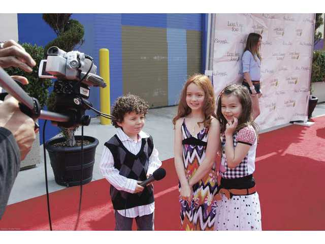 Child actors honored