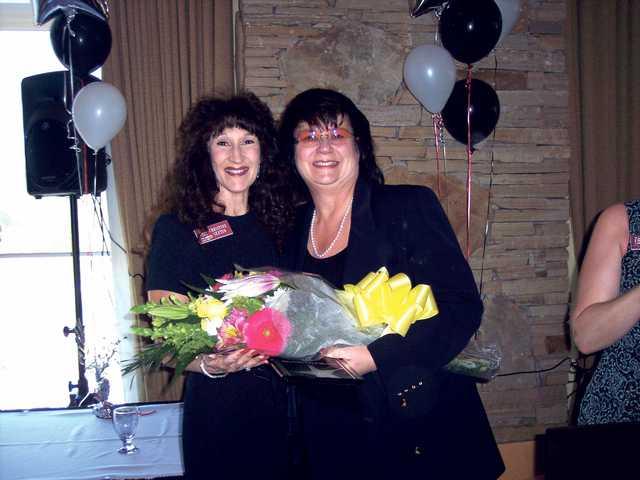 Weiss wins Carmen Sarro Award