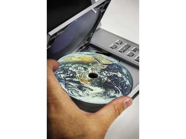 Saving the planet, one CD player at time