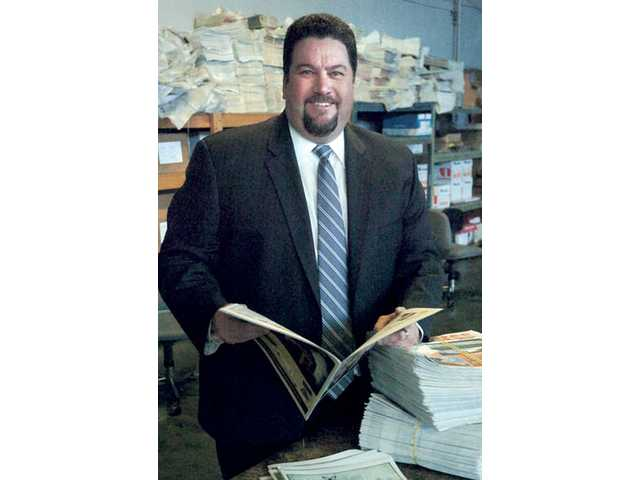Newspaper veteran Cliff Chandler helms Signal sales team