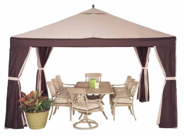 Caring for metal patio furniture