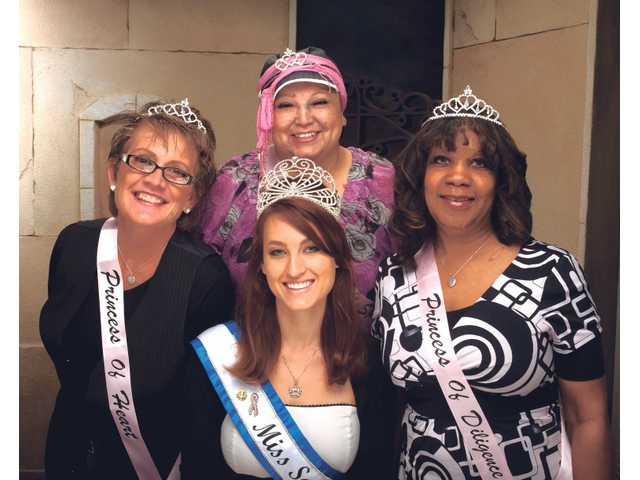 Princess court to Walk for Hope