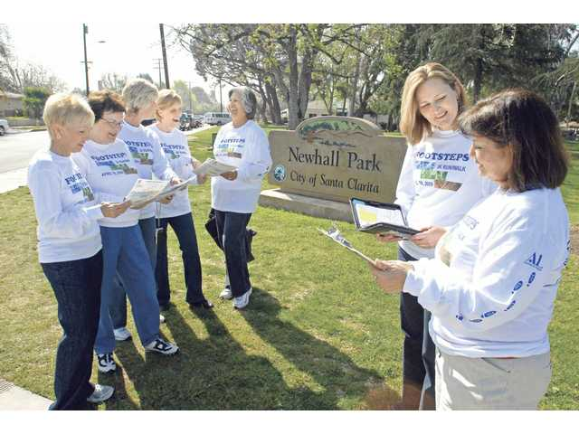 Footsteps Run for Assistance League