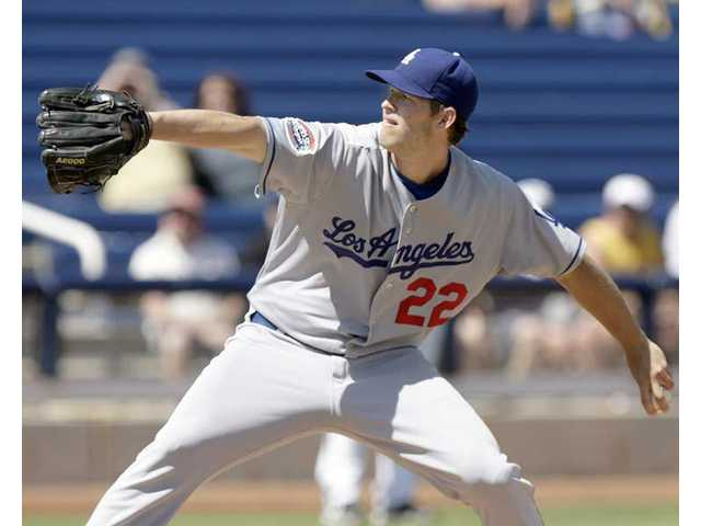 Struggling Dodgers host Arizona in home opener