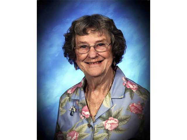 Volunteer Helen Johnson remembered