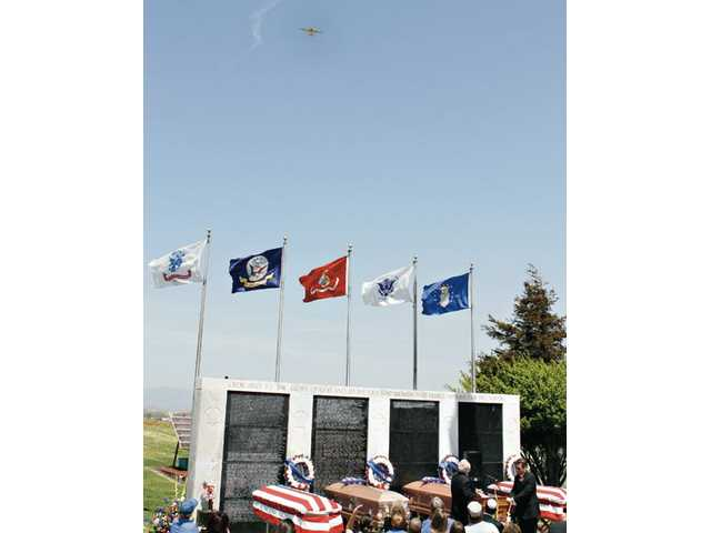 Homeless veterans honored, remembered