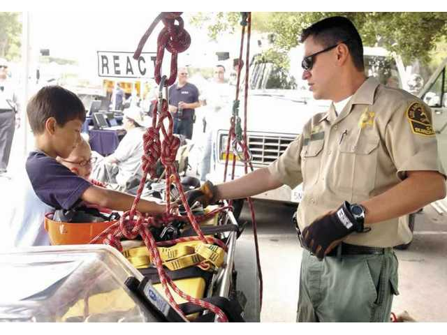 Emergency Expo aims to prepare locals for disasters