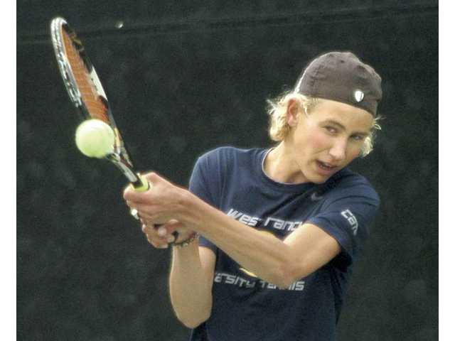 Foothill tennis: Wildcats firm up No. 2 spot