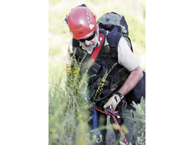 Search & Rescue team sharpens its skills