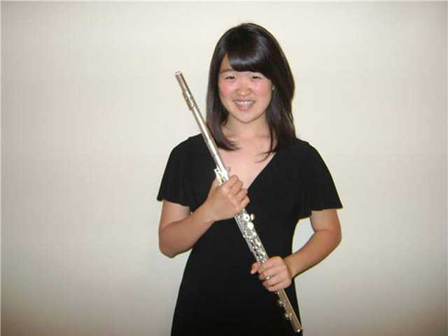 Local flutist hits high notes at VOCE finals