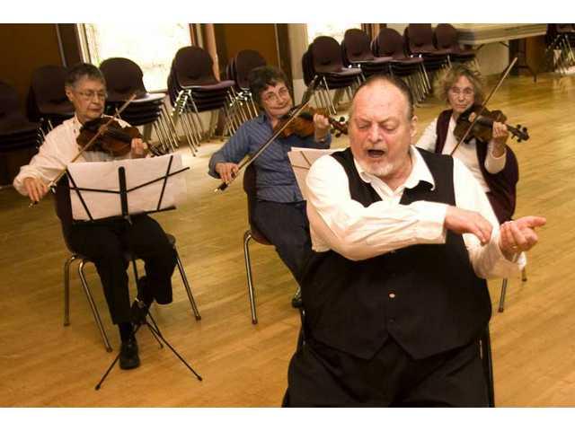 Orchestra makes magic moments