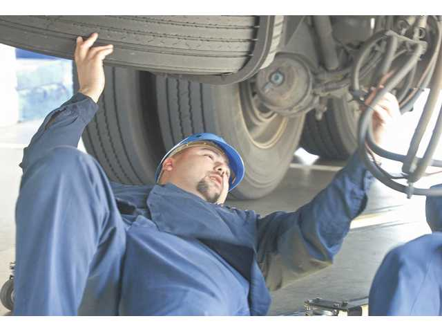 Looking for a few good big-rig inspectors