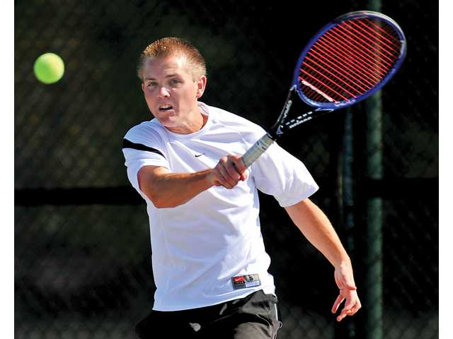 CIF boys tennis: As expected