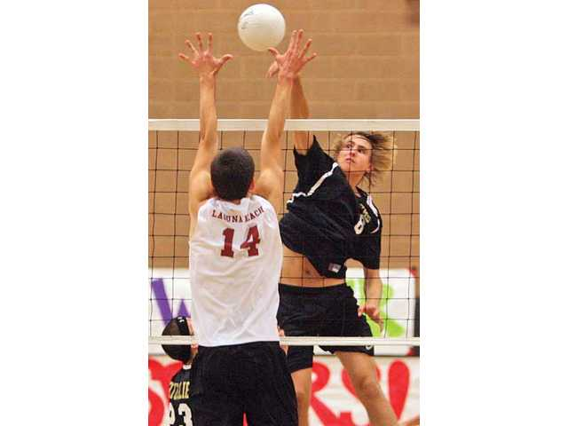 CIF boys volleyball: Silver lining