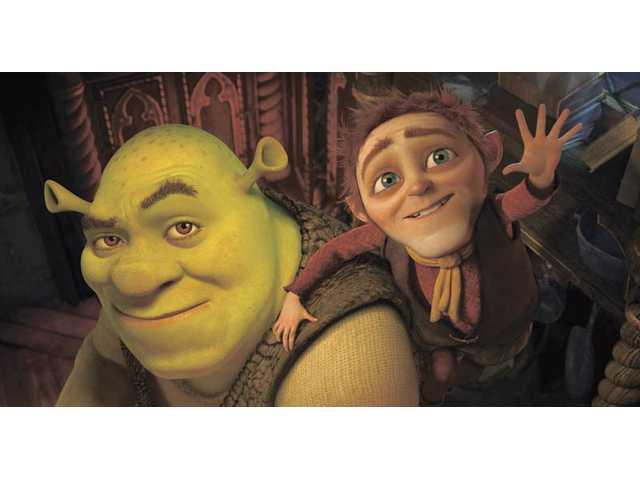Review: 'Shrek Forever After'