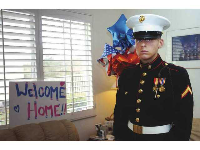 Local Marine recounts attack in Fallujah