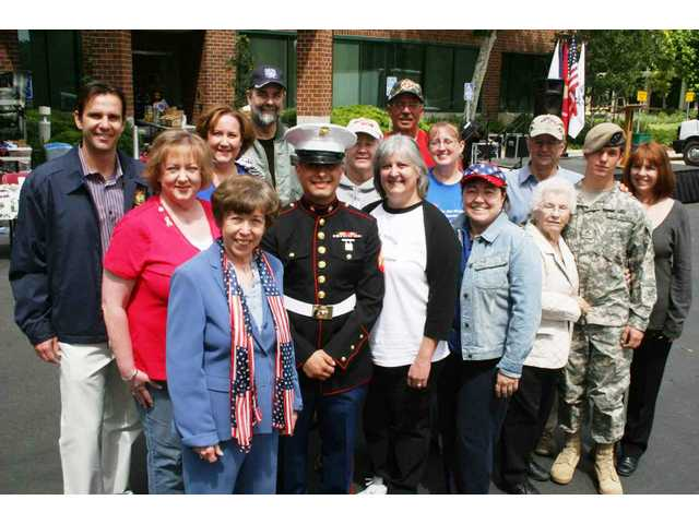 UPDATED: Blue Star Moms host Memorial Day honors