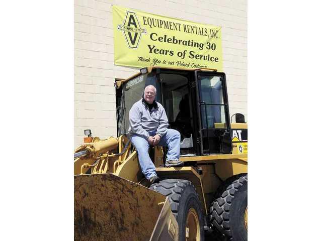 Rental company celebrates 30 years