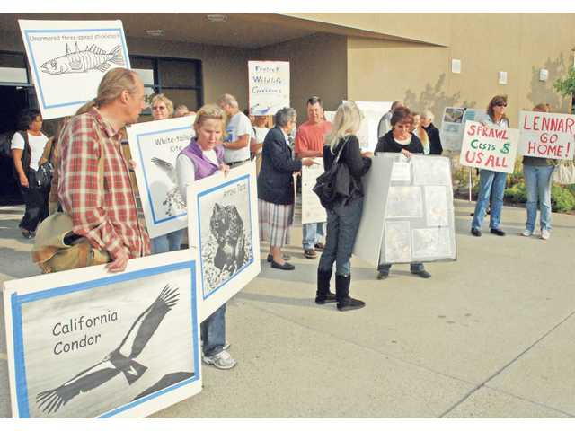 Critics doubt Newhall Ranch developer