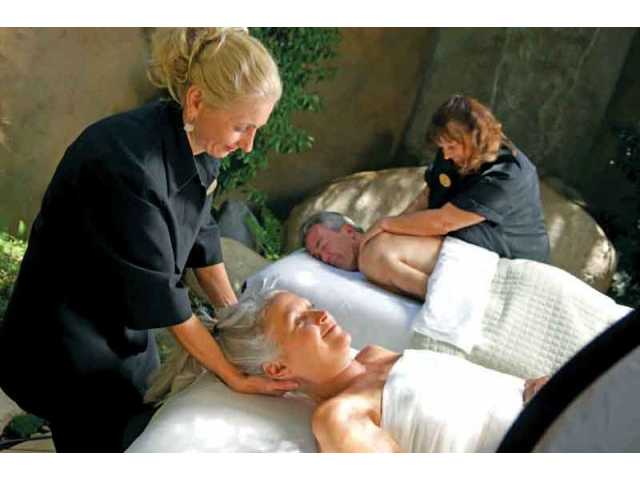 Massage: Hands on for greater health